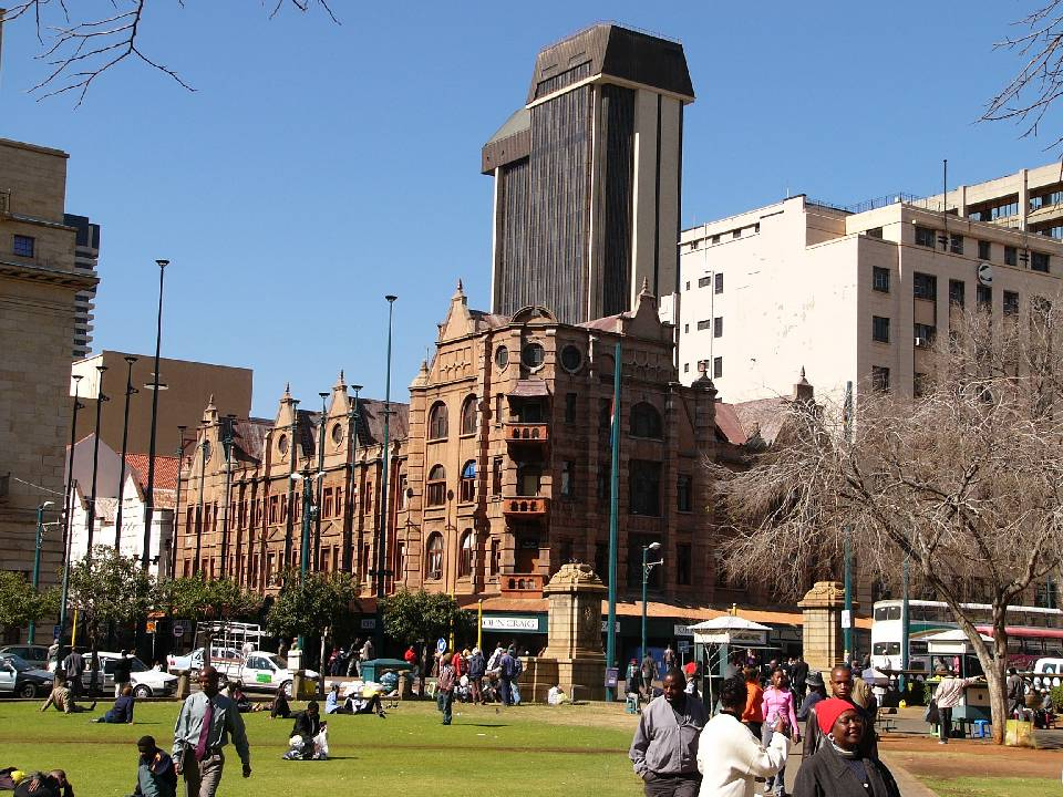 Photo Union Building Pretoria By South Africa Channel Images