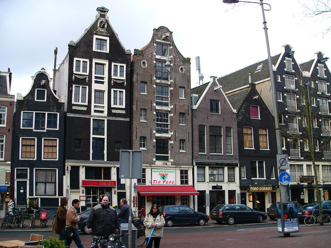 Amsterdam cologne for Dutch house